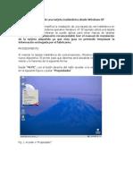 Manual Instalacion Wlancard Xp