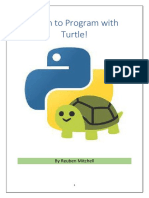 Learn to Program with Turtle