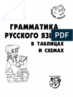 Грамматика Русского Языка в Таблицах и Схемах ( PDFDrive )