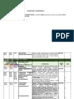 Planificare  MEDICINĂ INTERNĂ ȘI NURSING SPECIFIC-II, AMG2, SEM2