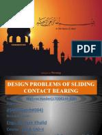 Presentation MD & CAD-II