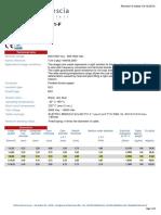 GELA CABLE SOLAR  PV1-F ficha tecnica