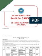 Silabus Bahasa Jawa 2