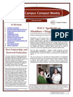 2-25-11 New York Campus Compact Weekly
