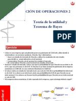 Sesion 14 - Iop2 - Teoria de Decisiones