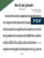 Azahar de San Gonzalo - Trombón 2º