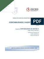 Manual  Contabilidade  de  Gestão  II