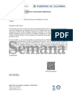 Ofi18-00084027 - Jmsc Ivan Mora Prórroga Autorización Rodrigo Rivera Viaje Humanitario Gabino MA