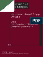 Das Deuteronomistische Geschichtswerk by Hermann-Josef Stipp (Z-lib.org)