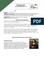 TALLER DE ARTISTICA 11º