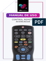 Manual Aconcagua