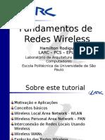 Fundamentos Redes Wireless. Hamilton Rodrigues