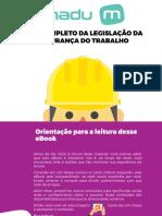 GUIA COMPLETO DA LEGISLAÇÃO DE SEGURANÇA DO TRABALHO