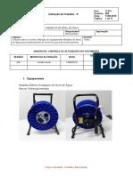 IT 051_rev000 - Operação Do Equipamento Medidor de Nível de Água