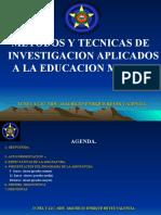 METODOS Y TECNICAS DE INVESTIGACION UMA 2015 (1)