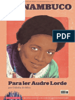 Para ler Audre Lorde