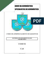 CAS - 01 DOUTRINA E PLANEJAMENTO DA FAB