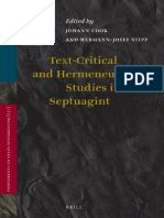 Text-Critical and Hermeneutical Studies in the Septuagint by Johann Cook, Hermann-Josef Stipp (Z-lib.org) (1)