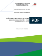 Microalgas e Biofertilizante