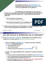 INTERVALOS DE CONFIANZA