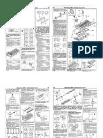 Mitsubishi Canter Engine 4M51 Workshop Manual Rus