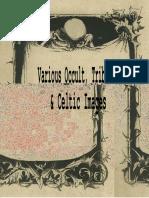Cunningham, Scott - Various Occult, Tribal & Celtic Images