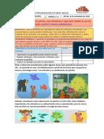 EL REMIX DE LAS PLANTAS Y ANIMALES 2° A-16-12-20 CIENCIA Y TECNOLOGIA