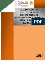 2) Guía Sicad 2014
