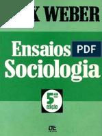 Ensaios de Sociologia - Max Weber