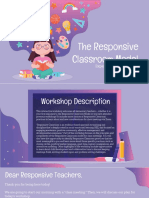 responsive classroom - expanded and reinvigorated - virtual - summer 2020 final