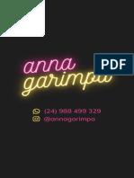 Catálogo Anna Garimpa
