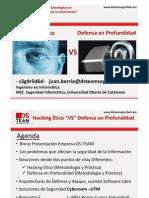 Hacking Etico y Defensa en Profundidad