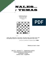 F.yT. Nº 71