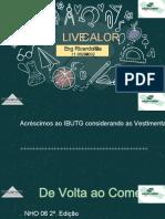 Live 12-08-2020 Calor - Ricardo