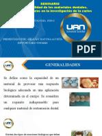 biocompatibilidad materiales dentales hill
