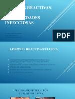 Infecciones en Cavidad Bucal