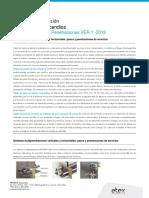 Especificacion Sellos VER1 2018 - Promastop CC