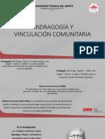 1 ANDRAGOGIA Y VINCULACIÓN COMUNITARIA