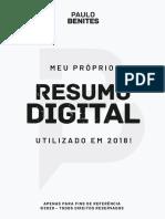 Resumo Digital Writer