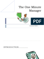 23764153-Story-of-One-Minute-Manager-Ppt