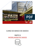 BD-I-Parte B - Modelagem de Dados