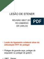 11-LESÃO DE STENER