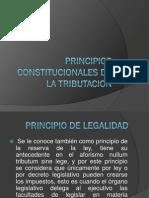 PRINCIPIOS C..TRIBUTACION
