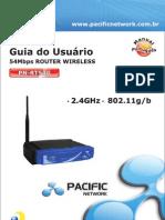 PN-WR542G User Guide