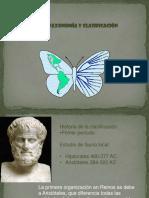 -Sistemática,Taxonomía y Clasificación