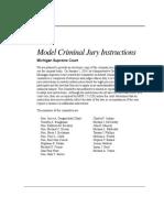 Criminal Jury Instructions