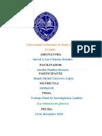 Universidad Autónoma de Santo Domingo trabajo fififif