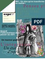 ESPRIT Reporter No1