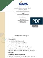CONDICIONE DE LOS EXTRANJEROS (1)