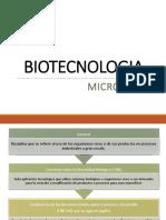 Unidad I Biotecnologia